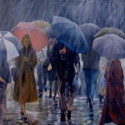 Cuaca Saat Hujan